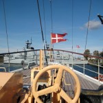 Guest Post: All Aboard the Queen of Denmark's Private Yacht