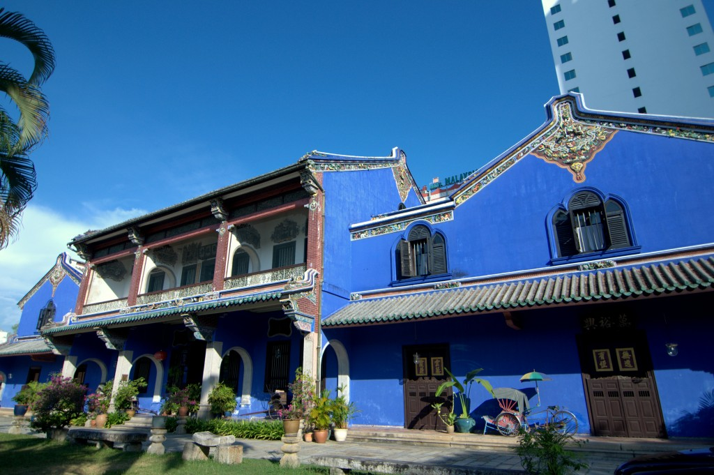 Heritage hotel and living museum, Cheong Fatt Tze Mansion