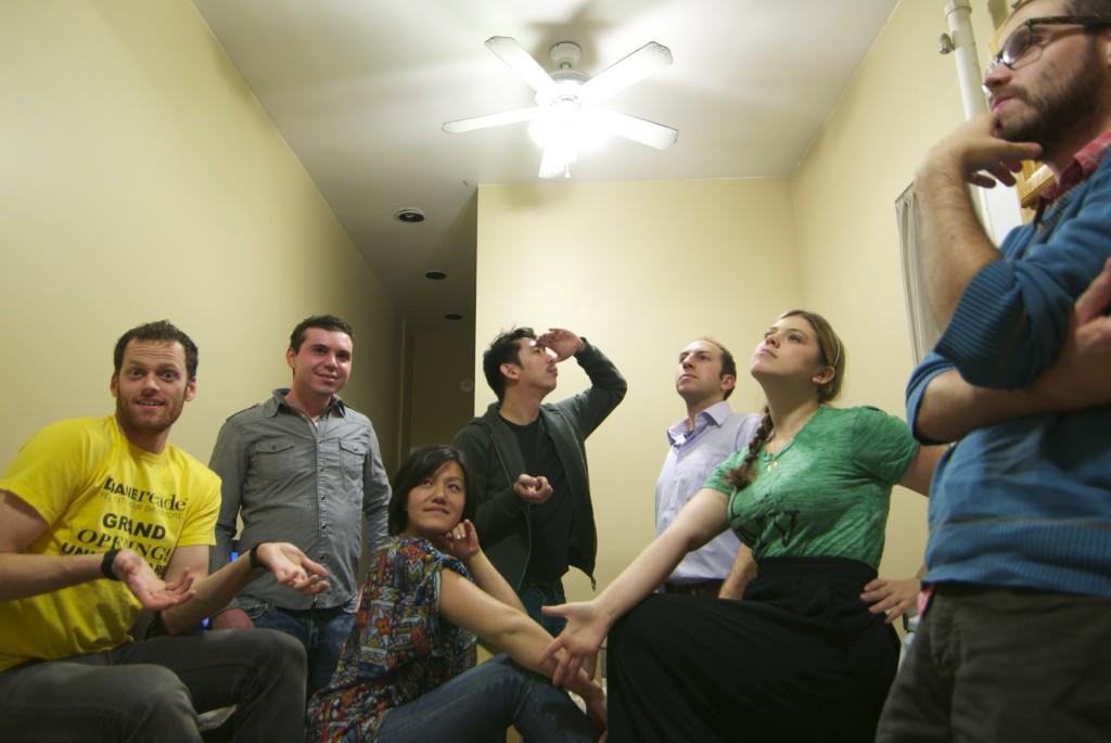 I miss my friends!