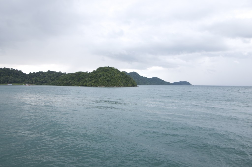 Destination: Koh Chang for diving