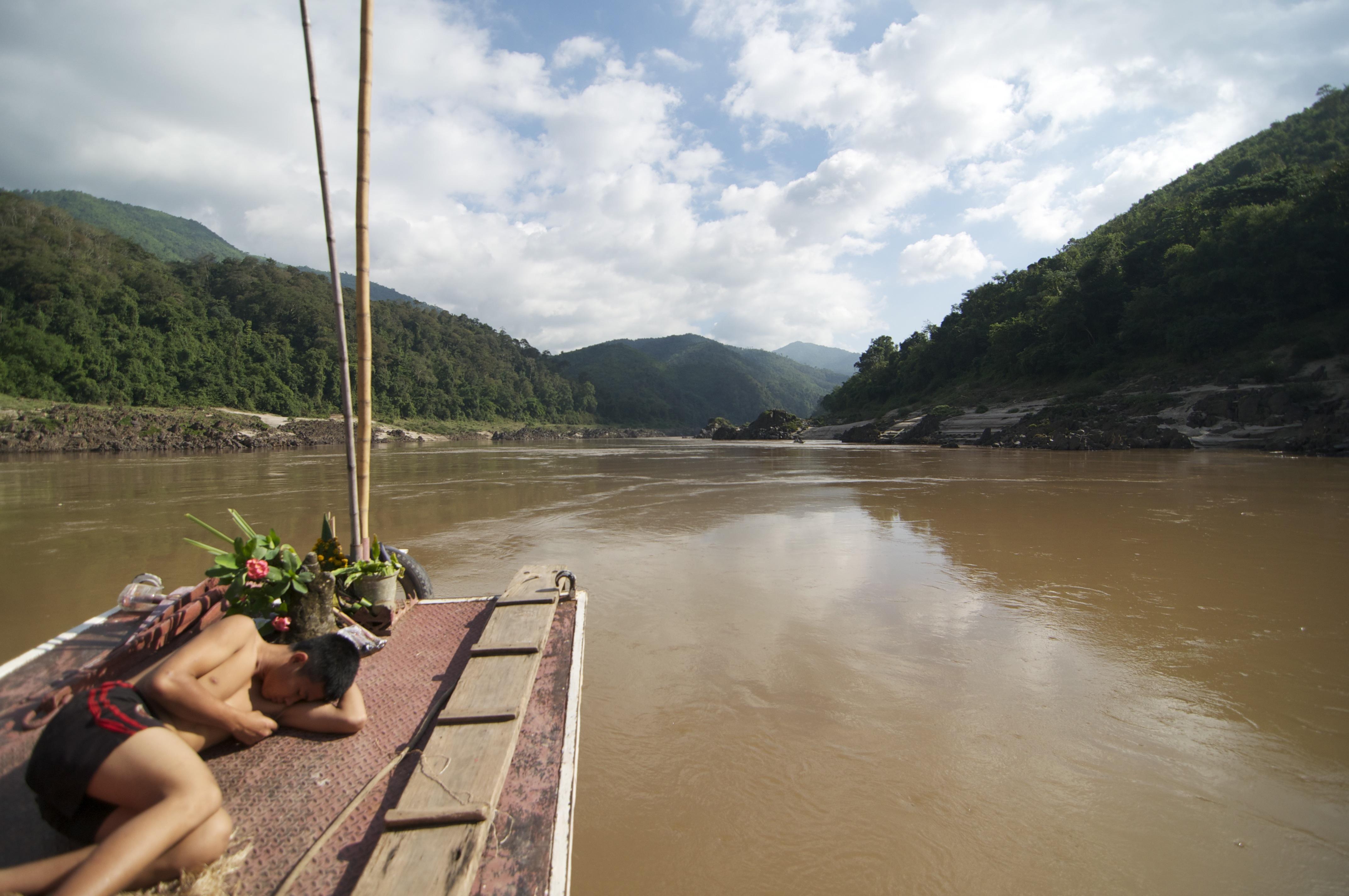 Laos – Slow boat Trip | One Big World Trip