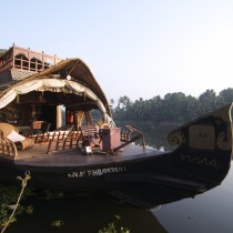 The perfect way to explore the Kerala backwaters
