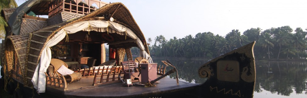 Lakes & Lagoons: A Little Piece of Heaven in Kerala