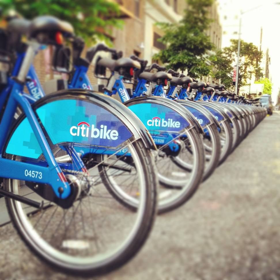 NYC welcomes Citibikes this summer.