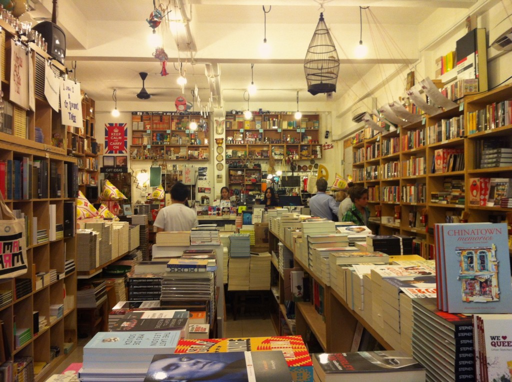 A bookworm's dream at BooksActually.