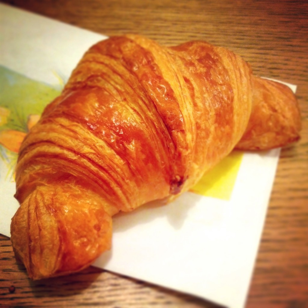 City's best croissant? Indeed.