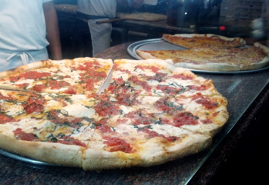 Back to basics with Bleeker Street Pizza.