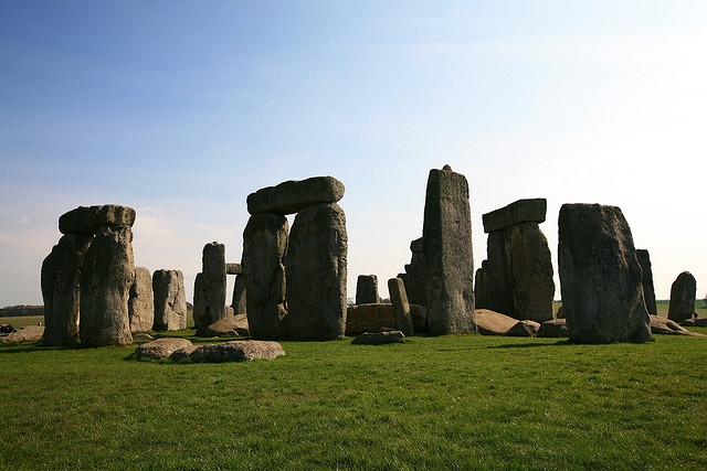 Stonehenge Rocks! courtesy of LASZLO ILYES