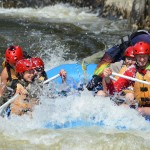 White Water Rafting In The Berkshires