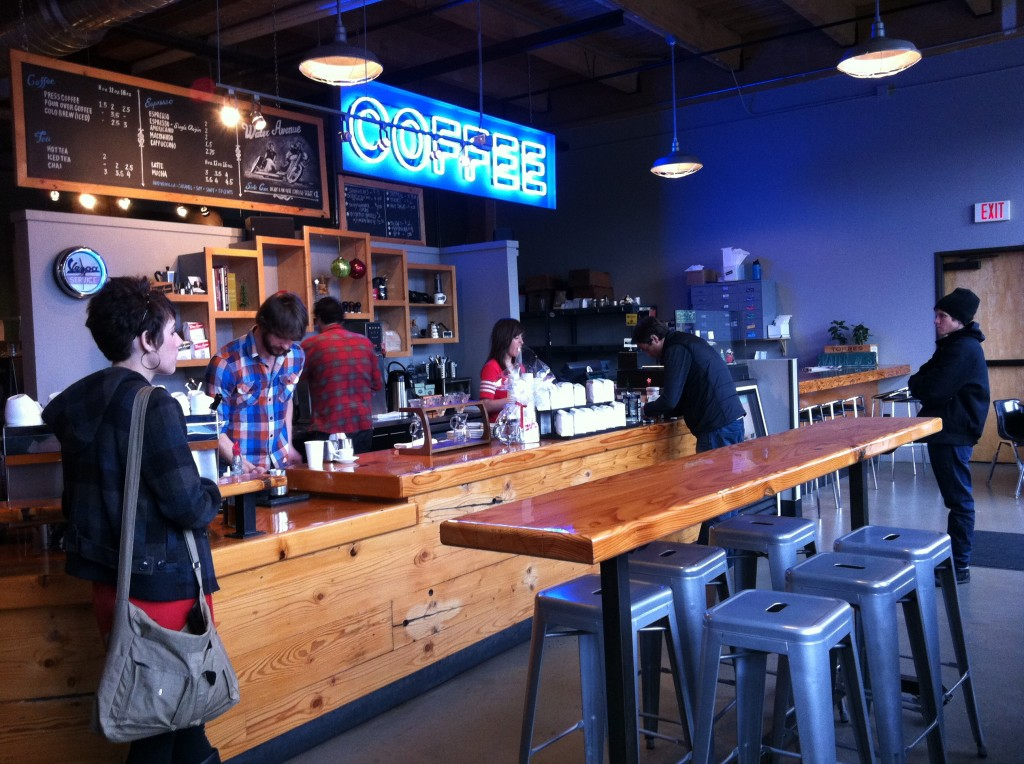 Water Avenue Coffee Company