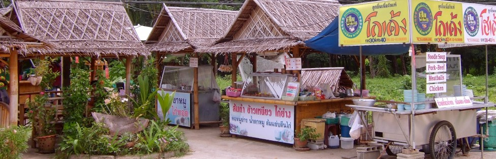 A Must-Have Experience: Thai Street Food
