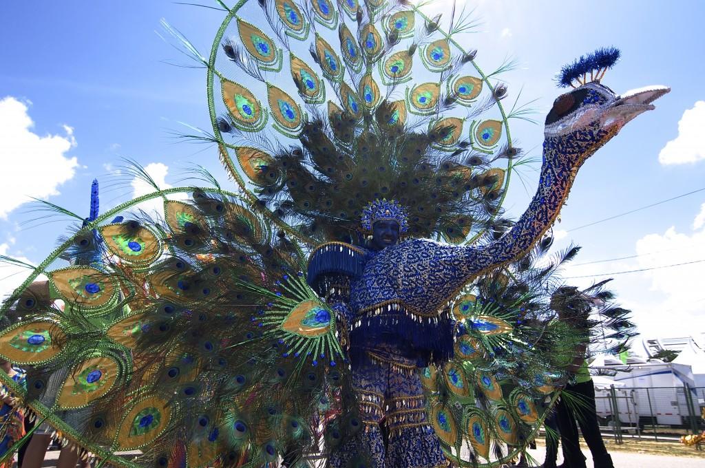 Kiddie Carnival in Trinidad
