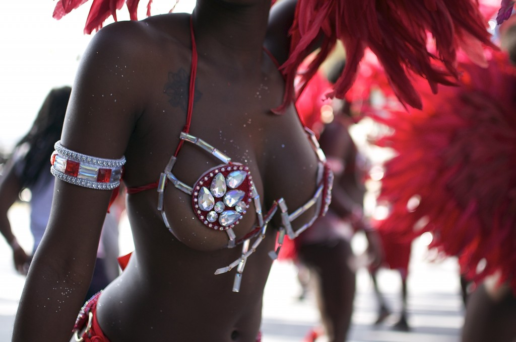 Costume at Carnival in Trinidad