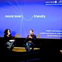 United Airlines and Tribeca Film Festival