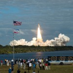 Space Shuttle Launch: 3-2-1…Liftoff!!!