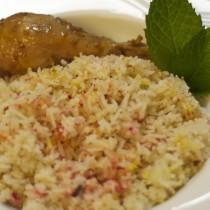 Burmese chicken briyani