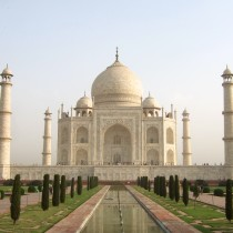 Iconic India: the Taj Mahal