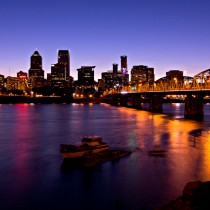 Hawthorne Bridge, Portland